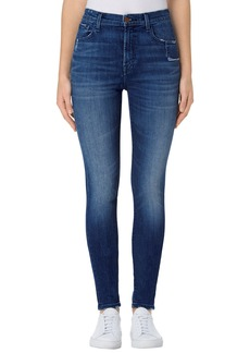 J Brand Carolina Super High Rise Skinny Jeans (Gone)