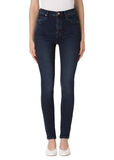 J Brand Carolina Super High Waist Skinny Jeans (Elusive Wash)