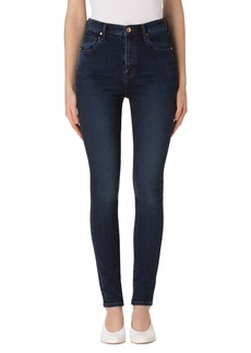 J Brand Carolina Super High Waist Skinny Jeans (Elusive Wash)
