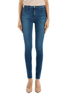 J Brand Carolina Super High Waist Skinny Jeans (Lovesick)