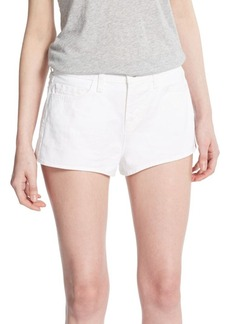 J BRAND High-Rise Denim Shorts