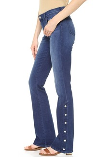 J Brand Charlene Mid Rise Boot Jeans