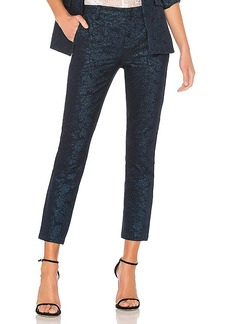 J Brand Clara Trouser in Navy. - size 25 (also in 24,28)