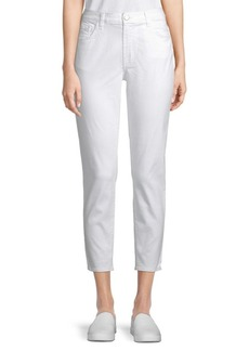J BRAND Classic Cropped Jeans
