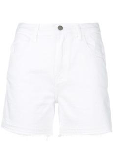 J Brand classic shorts - White