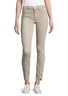 J BRAND Cotton-Blend Skinny-Fit Jeans