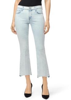 J Brand Crop Bootcut Jeans (Outcast)