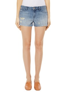 J Brand Cutoff Denim Shorts (Bandit)