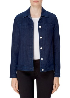 J Brand Cyra Reversible Denim Jacket