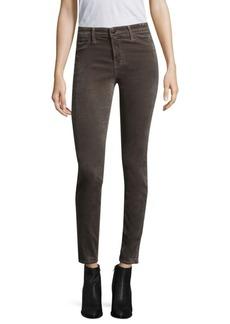 Dark Filly Velvet Pants