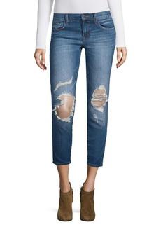 J BRAND Distressed Jeans