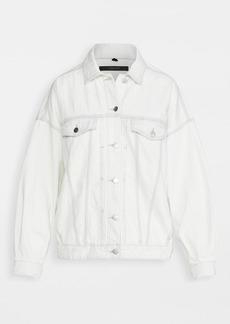 J Brand Drew Oversized Jacket
