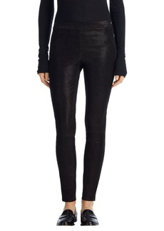 J Brand 'Edita' Leather Leggings