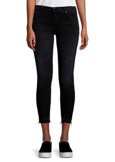 J BRAND Embellished Dark Jeans