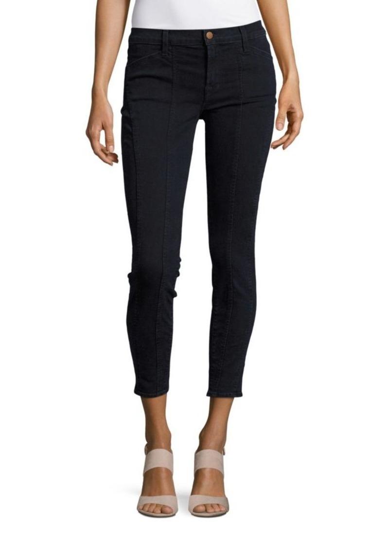 j brand j brand everleigh mid rise skinny jeans denim shop it to me. Black Bedroom Furniture Sets. Home Design Ideas