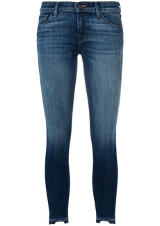 J Brand faded detail skinny jeans