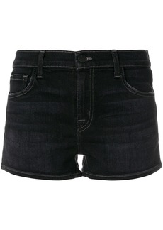 J Brand faded short shorts - Black