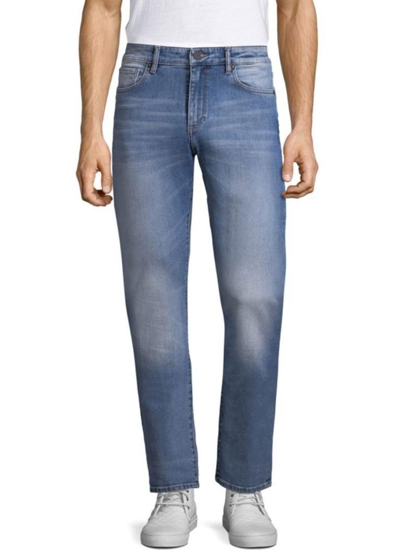 J Brand Faded Skinny Fit Jeans
