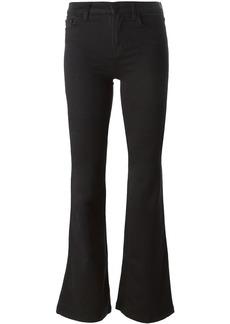 J Brand flared jeans - Black