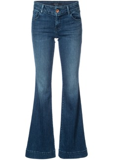 J Brand flared jeans - Blue