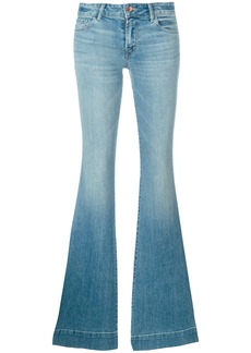 J Brand flared jeans - Blue