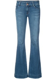 J Brand flared jeans