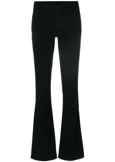 J Brand flared trousers - Black
