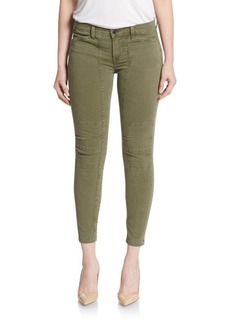 Ginger Cropped Skinny Jeans