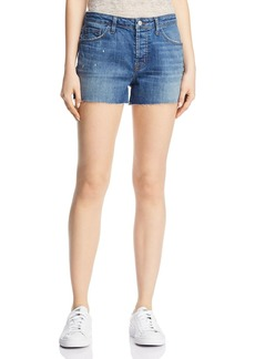 J Brand Gracie High Rise Denim Shorts in Indiana