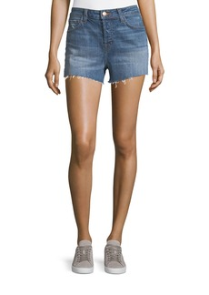 J Brand Gracie High-Rise Shorts
