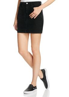 J Brand Gwynne Corduroy Skirt