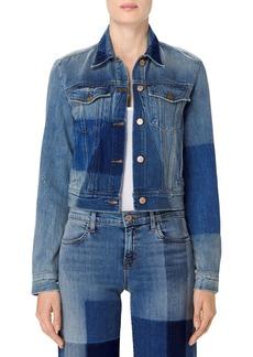 J Brand Harlow Denim Jacket (Blue Shadow)