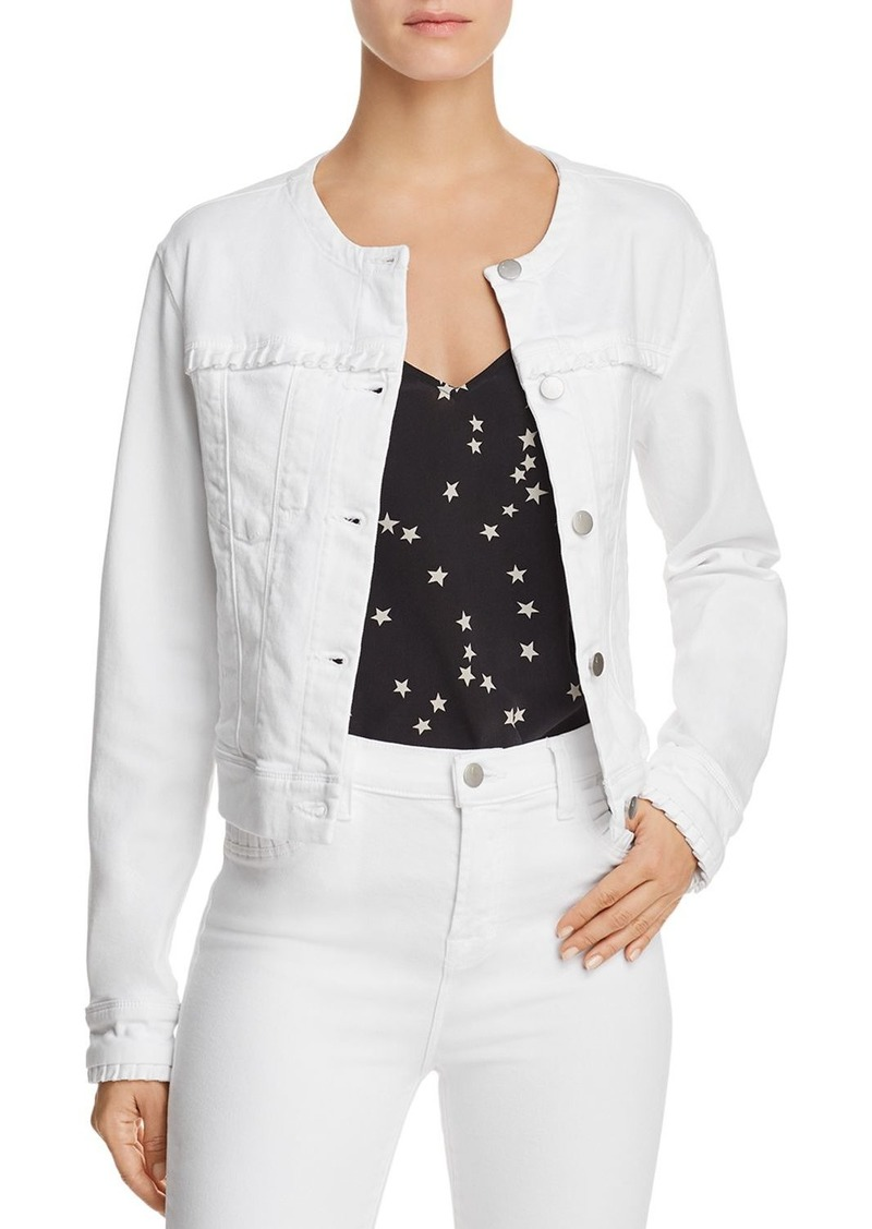 J Brand Harlow Denim Jacket in Luna