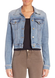 Harlow Denim Trucker Jacket