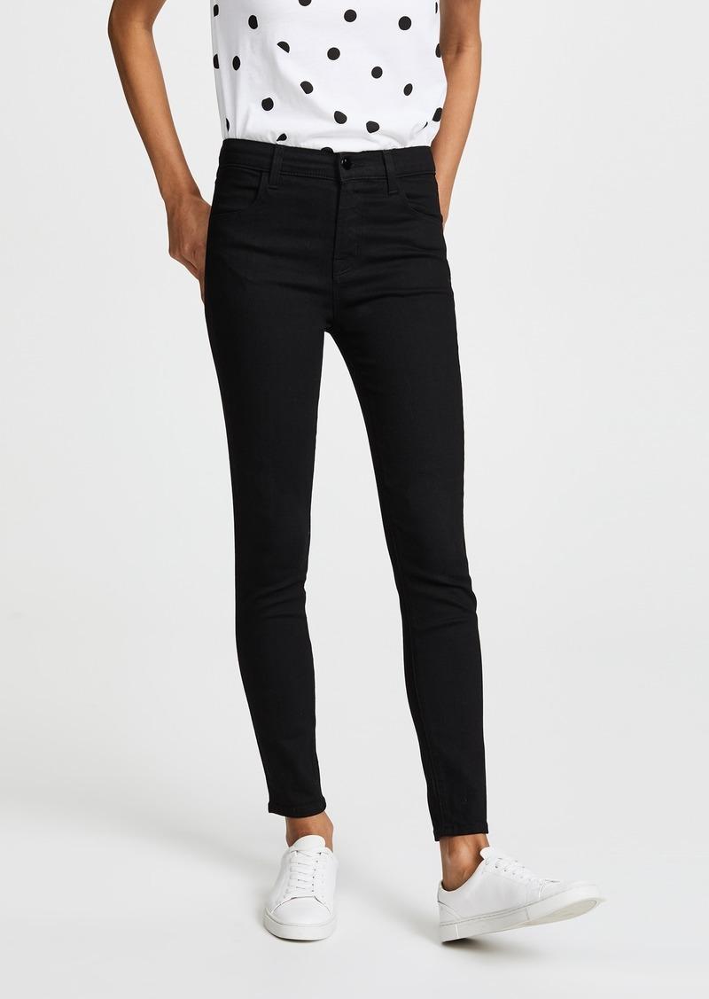 J Brand High Rise Alana Jeans
