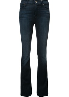 J Brand high rise flared jeans - Blue
