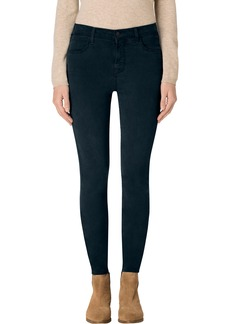 J Brand High Waist Ankle Super Skinny Jeans