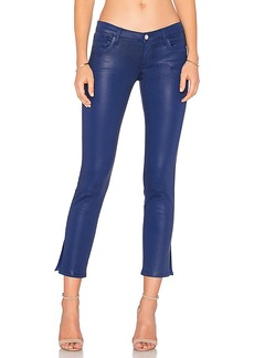 J Brand Hipster Low Rise Slit. - size 24 (also in 25,26,27,28,29)