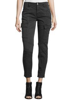 J Brand Houlihan Skinny Cargo Ankle Pants