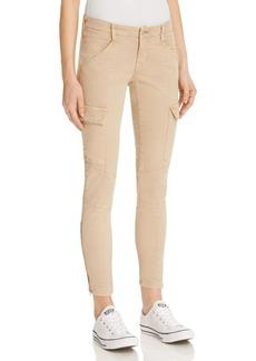 J Brand Houlihan Skinny Cargo Jeans in Distressed Sandsky