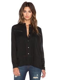 J Brand Irina Button Up Shirt
