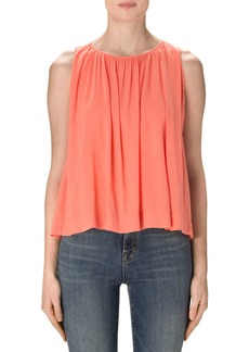 J Brand Isla Sleeveless Blouse