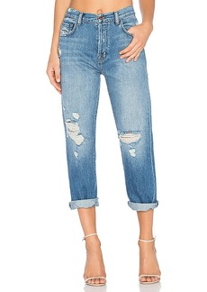 J Brand Ivy High Rise Crop Straight. - size 24 (also in 25,26,27,28)