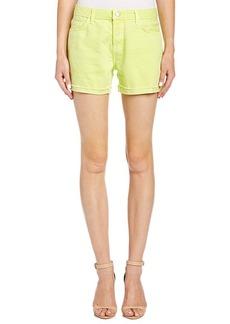 J Brand J Brand Joanie Lime Sherbet Cut-...