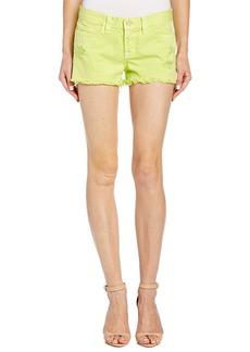 J Brand J Brand Low-Rise Lime Sherbet Cu...