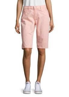 J BRAND Jake Five-Pocket Cotton Shorts