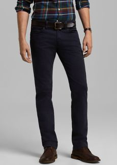 J Brand Kane Straight Fit Jeans in Auburn