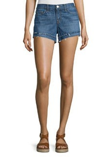 J Brand Sachi Low-Rise Cutoff Shorts