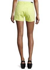 J Brand Cuffed Cutoff Jean Shorts