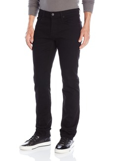 J Brand Jeans Men's Kane Straight Fit in  Black